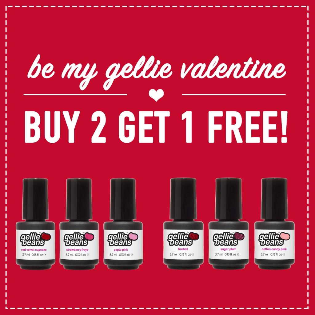 Be My Gellie Valentine